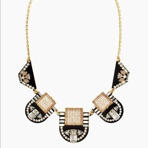 🌺Kate Spade Imperial Tile Statement Necklace🌺